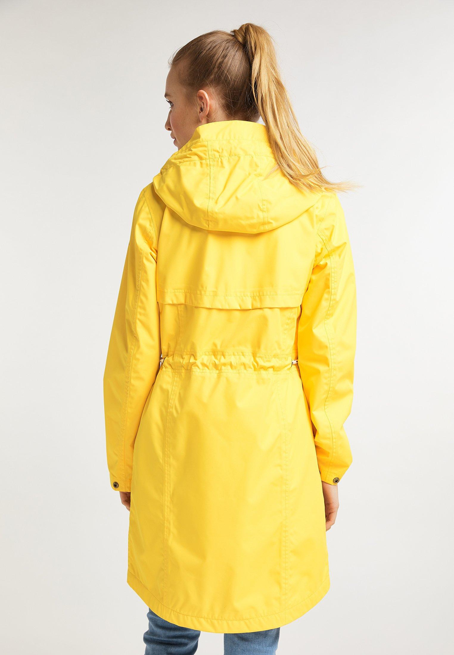 Schmuddelwedda MIT MAGIC - Parka - yellow