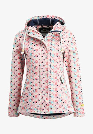 Outdoor jacket - multi coloured