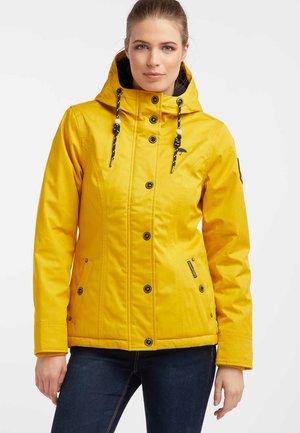 Light jacket - mustard