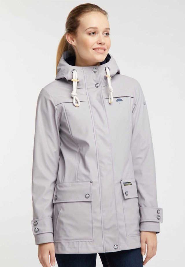 Parka - silver pink