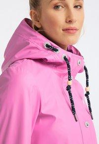 Schmuddelwedda - Regenjacke / wasserabweisende Jacke - pink - 3