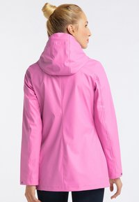 Schmuddelwedda - Regenjacke / wasserabweisende Jacke - pink - 2