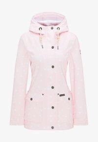 Schmuddelwedda - Parka - pink dots - 4