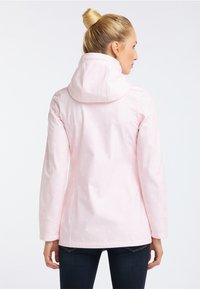 Schmuddelwedda - Parka - pink dots - 2