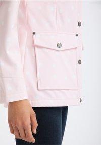 Schmuddelwedda - Parka - pink dots - 3