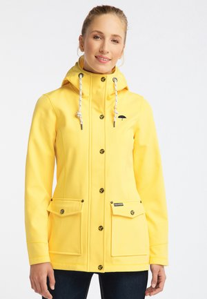 Parka - pale yellow