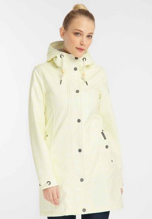 Parka - light yellow