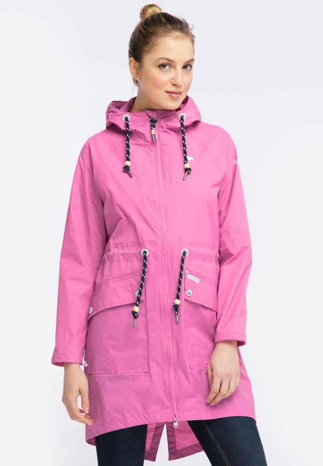 Parkaer - pink