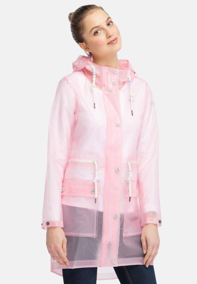 Parkaer - rosa