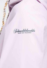 Schmuddelwedda - Parkatakki - rose - 3