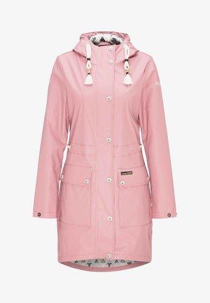 Parka - light pink