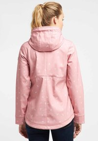 Schmuddelwedda - ANORAK - Waterproof jacket - light pink - 2