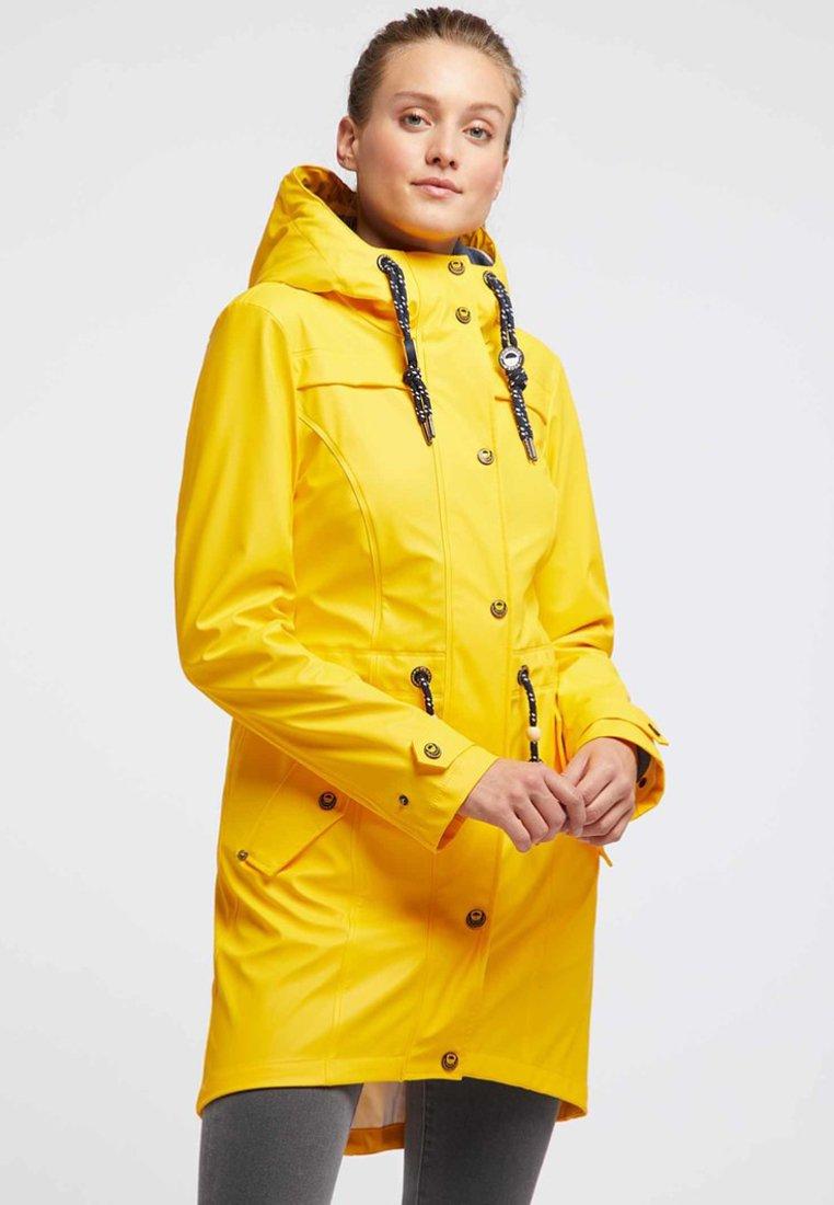 Schmuddelwedda - 3-IN-1 - Parka - yellow