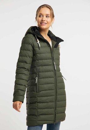 Winter coat - olive