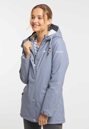 Parka - blue gray