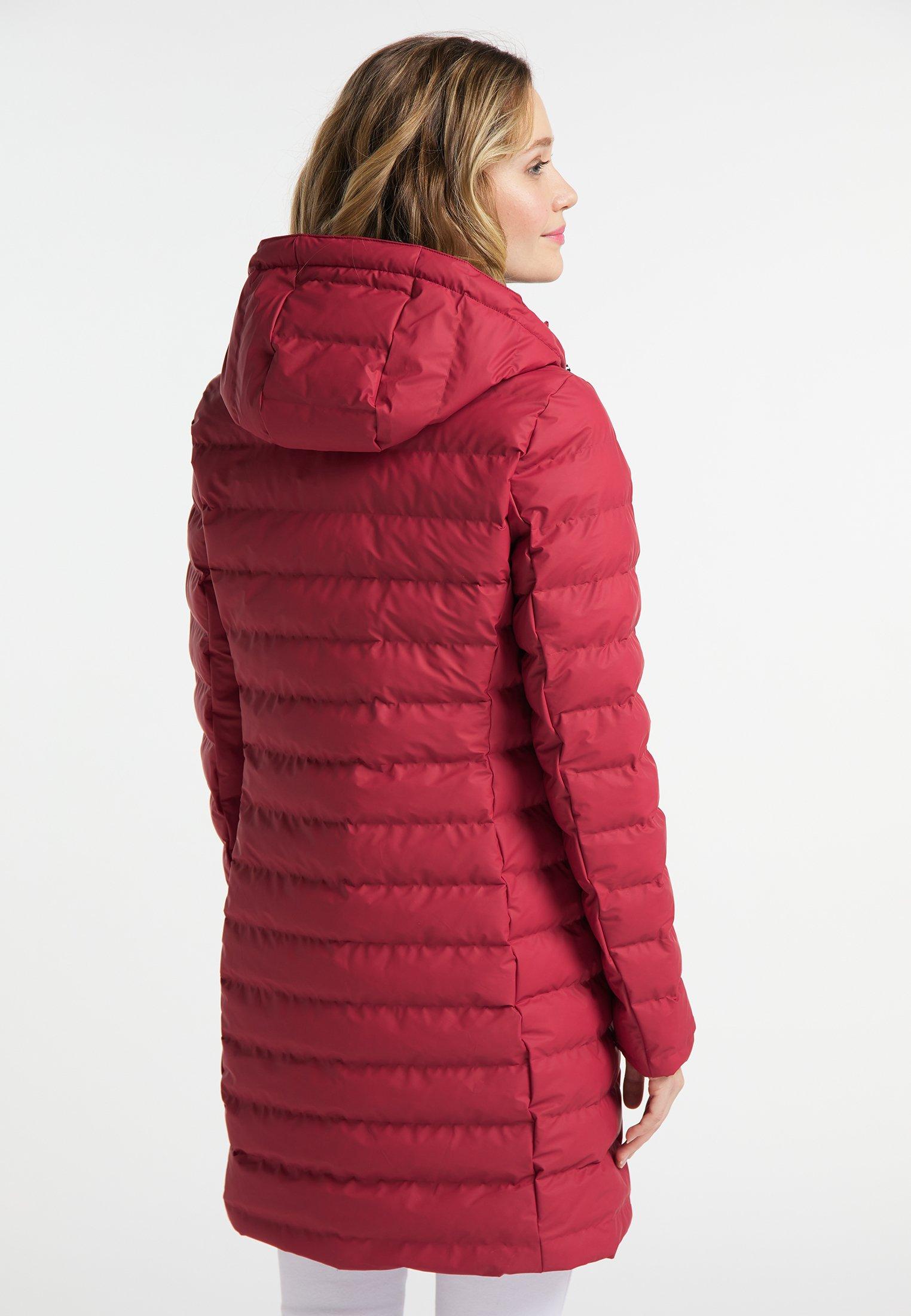 Schmuddelwedda Płaszcz zimowy - red