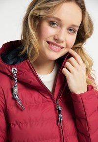 Schmuddelwedda - Winter coat - red - 3