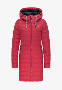 Schmuddelwedda - Winter coat - red - 4