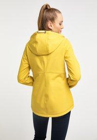 Schmuddelwedda - Blouson - mustard yellow - 2