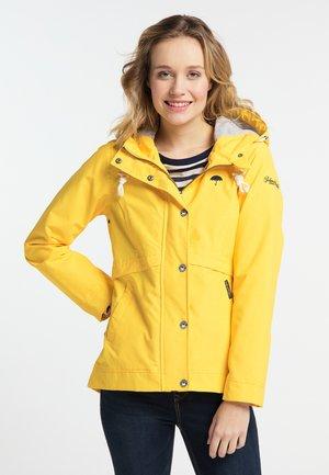 Blouson - mottled yellow