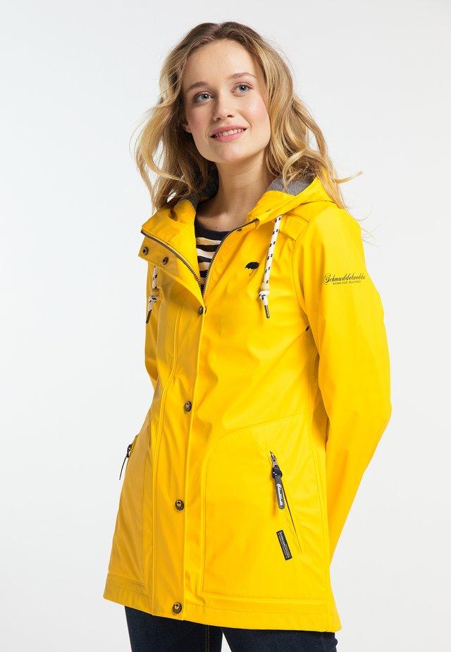 FRIESENNERZ - Parkaer - yellow