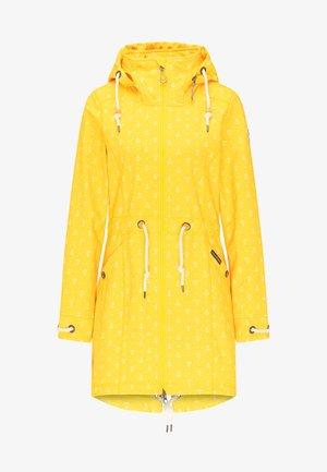 Parka - yellow