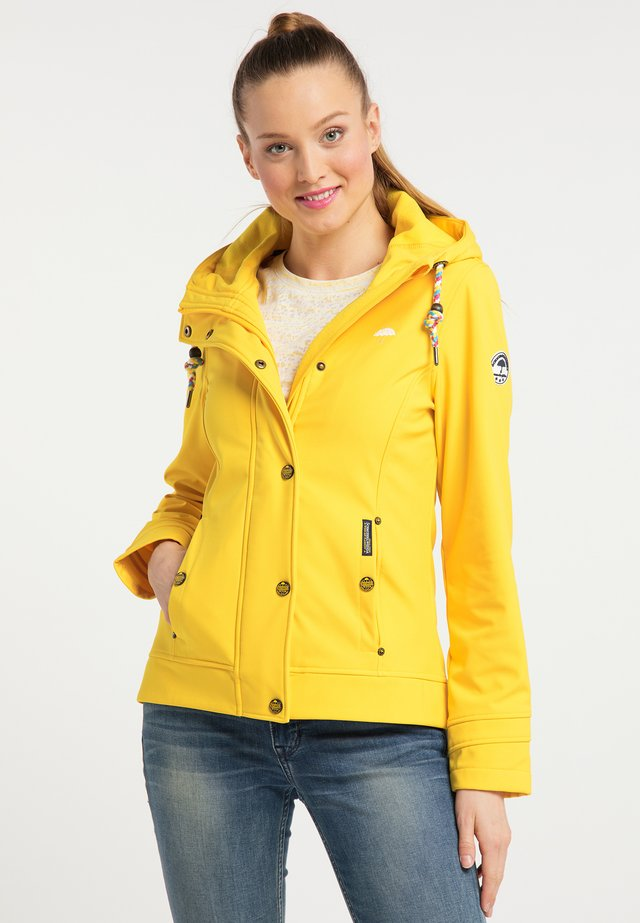 Giacca outdoor - yellow