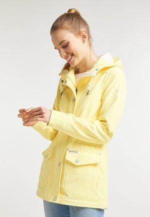 Parka - light yellow