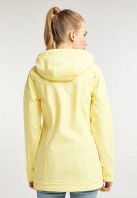 Schmuddelwedda - Parka - light yellow - 2