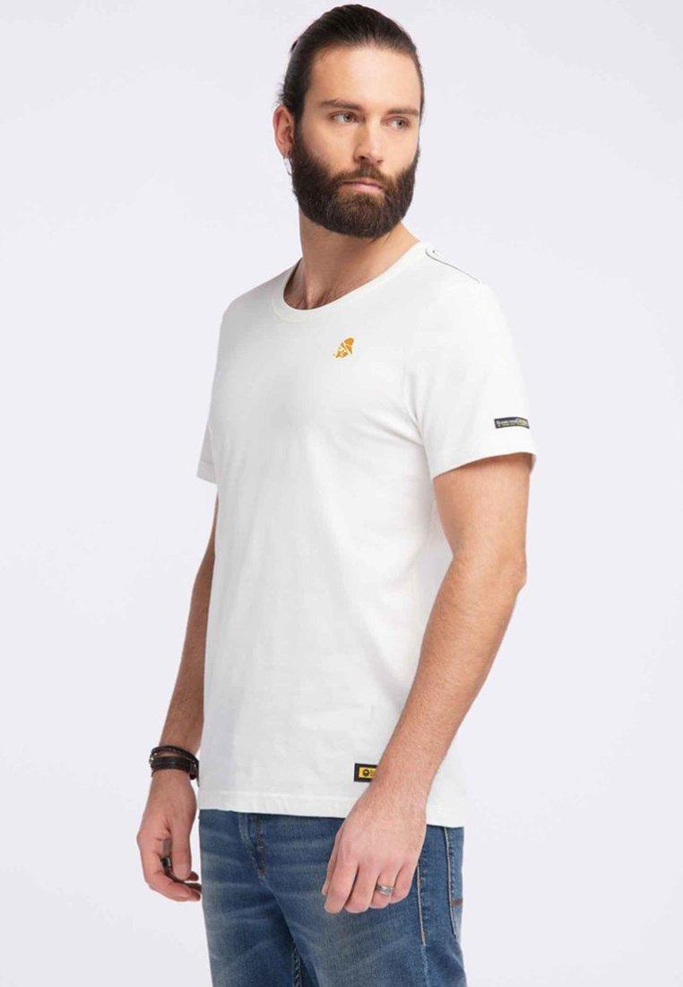 Schmuddelwedda - T-Shirt print - off-white