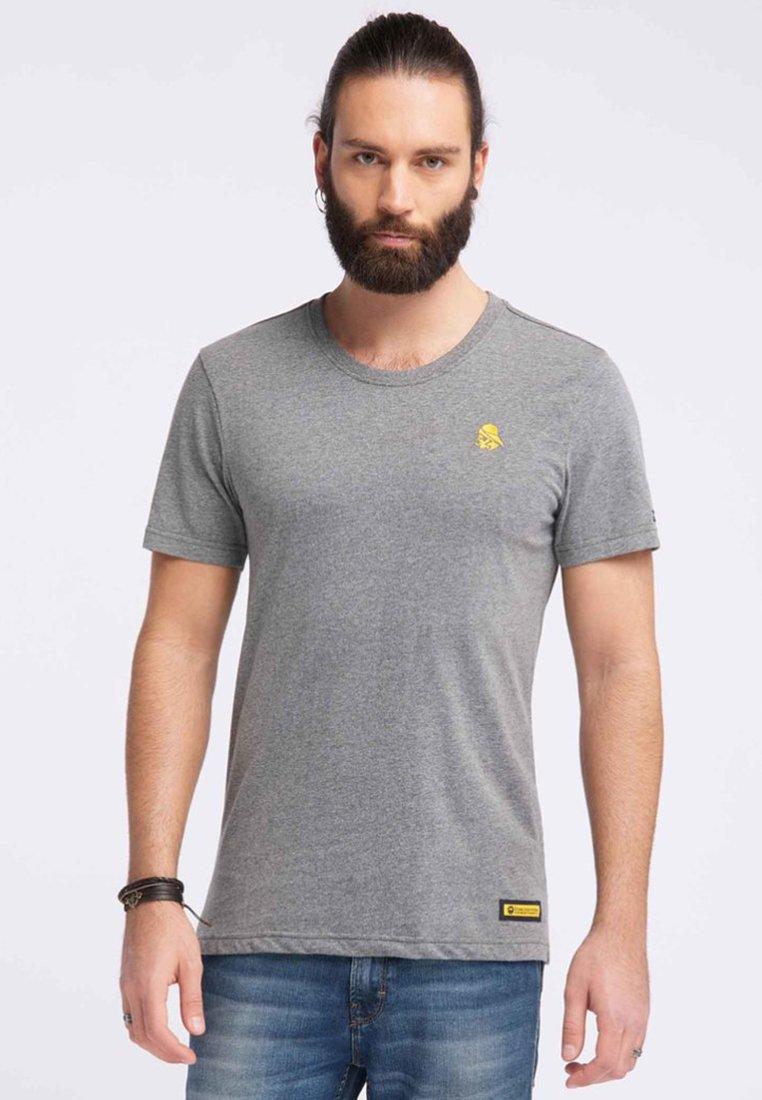 ImpriméGrey shirt Melange T Schmuddelwedda dxoCWreB
