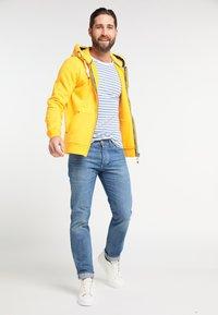 Schmuddelwedda - Zip-up hoodie - mustard - 1