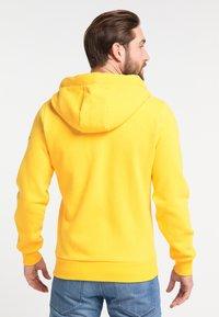 Schmuddelwedda - Zip-up hoodie - mustard - 2