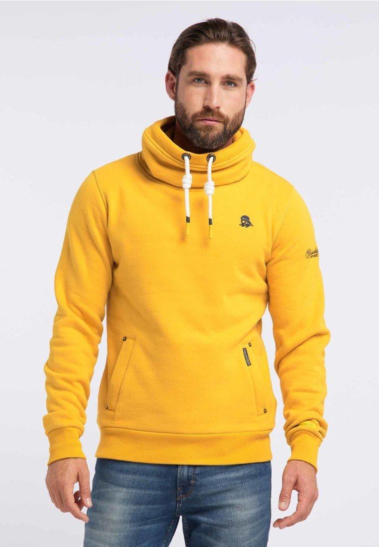 Schmuddelwedda - Kapuzenpullover - mustard yellow