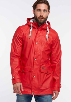 ANORAK - Impermeable - red