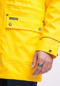 Schmuddelwedda - PARKA - Parka - yellow - 3