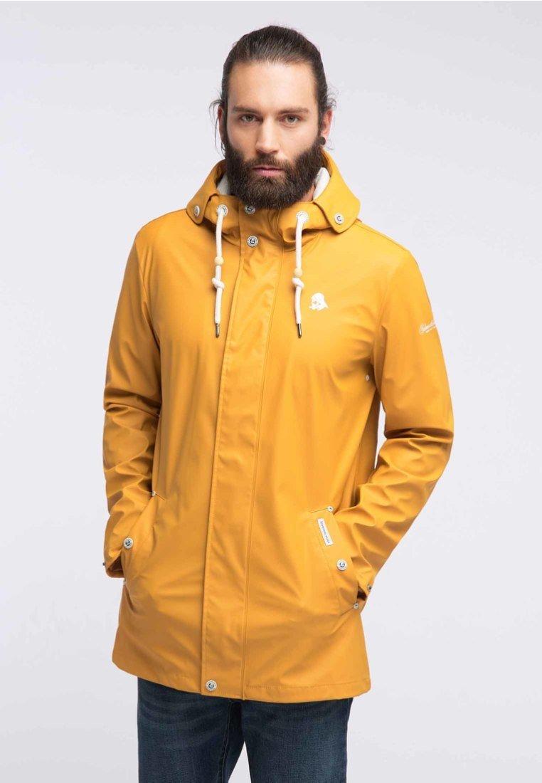 Schmuddelwedda - ANORAK - Waterproof jacket - yellow