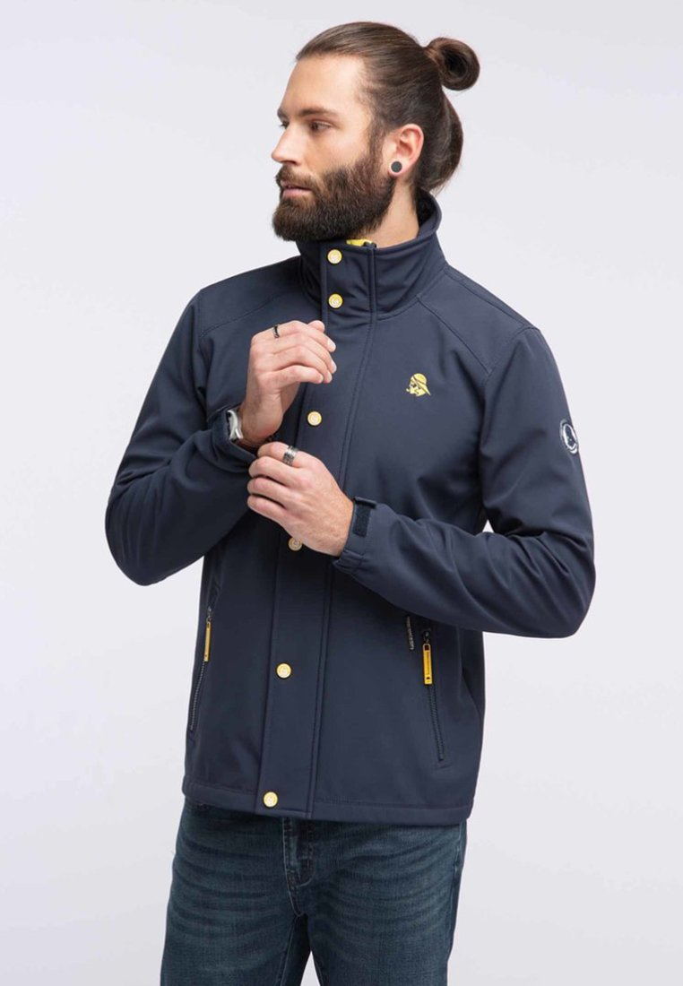 Schmuddelwedda - Outdoorjacke - dark blue