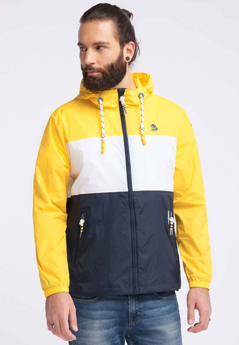 Schmuddelwedda - Waterproof jacket - yellow