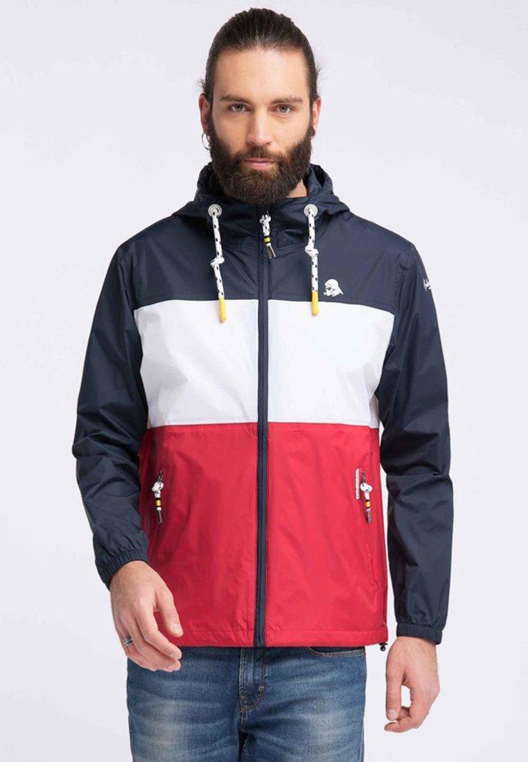 Schmuddelwedda - Waterproof jacket - red