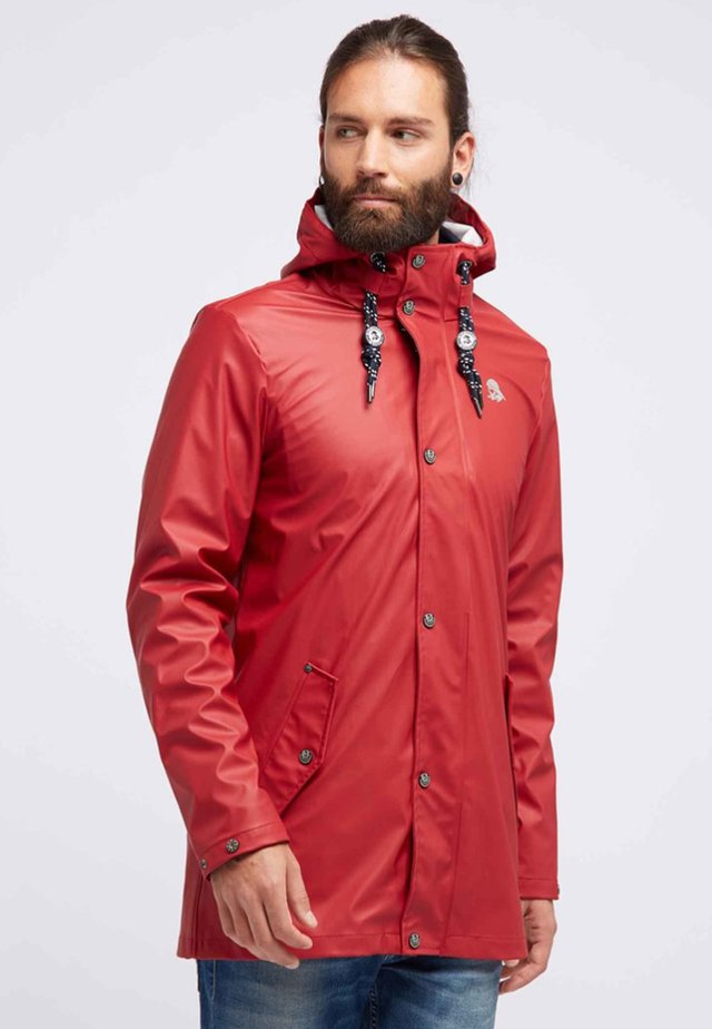 Parka - red