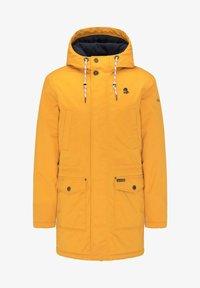 Schmuddelwedda - Winter coat - mustard - 4