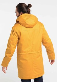 Schmuddelwedda - Winter coat - mustard - 2