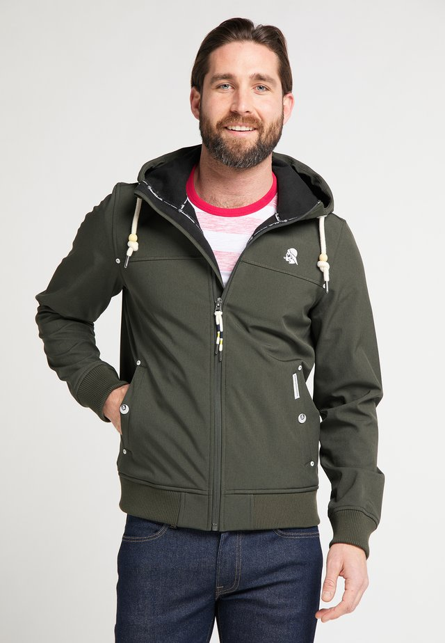 Outdoor jacket - olive