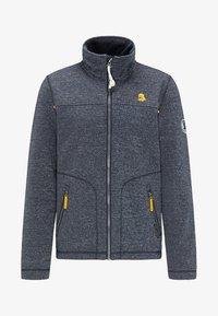 Schmuddelwedda - Fleece jacket - marine melange - 4