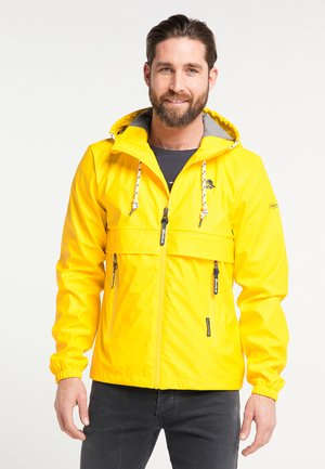 Veste imperméable - yellow