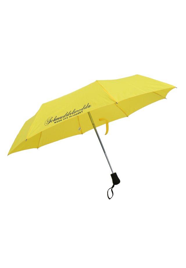 Paraply - gelb