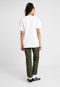 WeSC - MASON WASTED YOUTH - T-shirt con stampa - white - 2