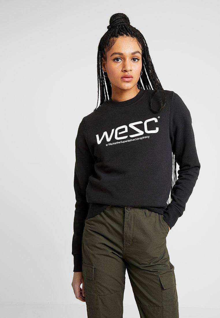 WeSC - Sweatshirt - black