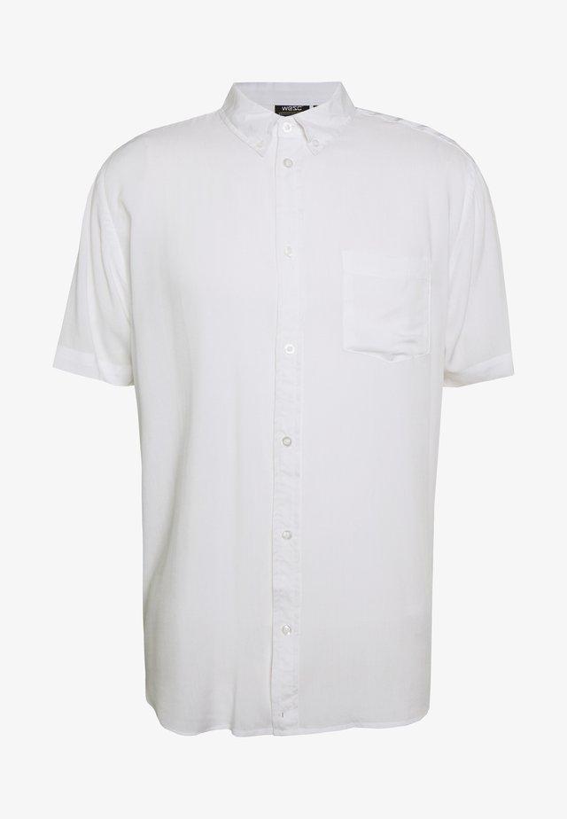 ODEN  - Skjorte - white